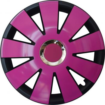 Nefryt chrome black pink