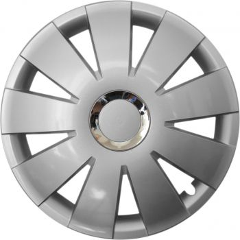 Nefryt chrome silver