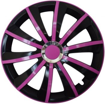 Gral chrome pink black
