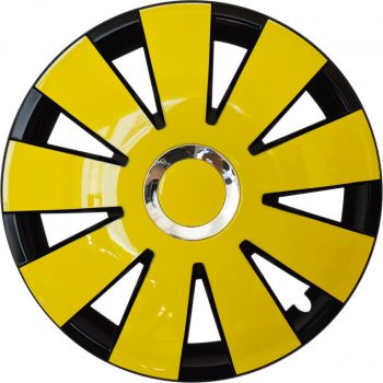 Nefryt chrome black yellow