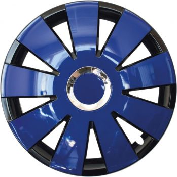 Nefryt chrome black blue